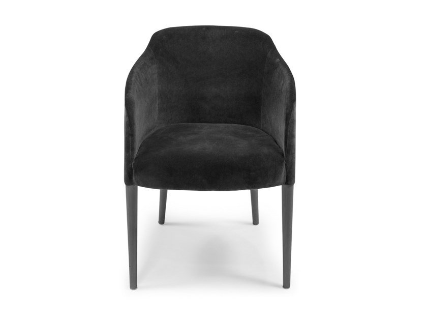 Upholstered fabric chair 7321 | Chair by BUYING & DESIGN