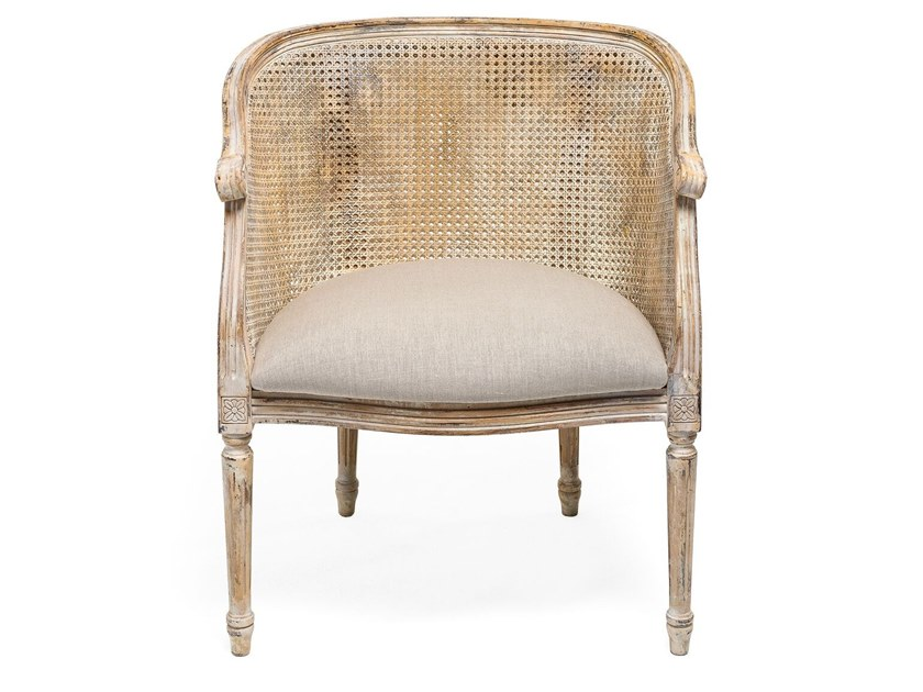 Louis XVI easy chair with armrests 7363   Easy chair by BUYING & DESIGN