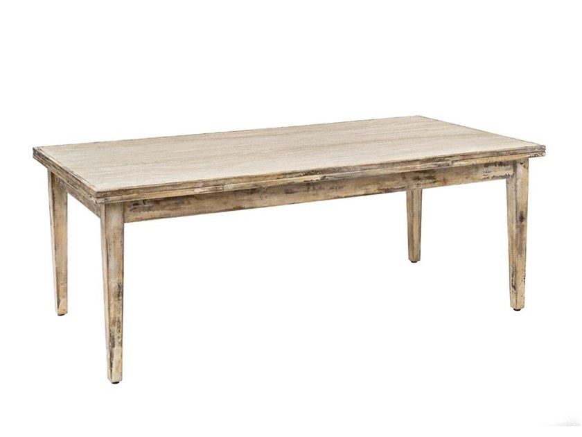 Extending rectangular table 7550 | Table by BUYING & DESIGN
