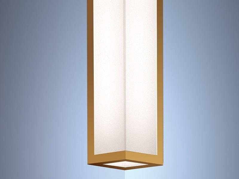 Direct light wall light 76 ANGLE | Wall light by Jean Perzel