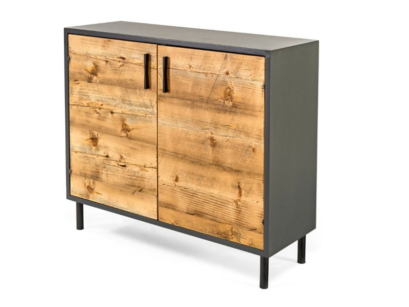 Wooden sideboard with doors 7692 | Sideboard by BUYING & DESIGN