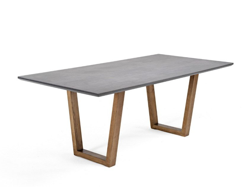Rectangular wooden table 7713   Table by BUYING & DESIGN