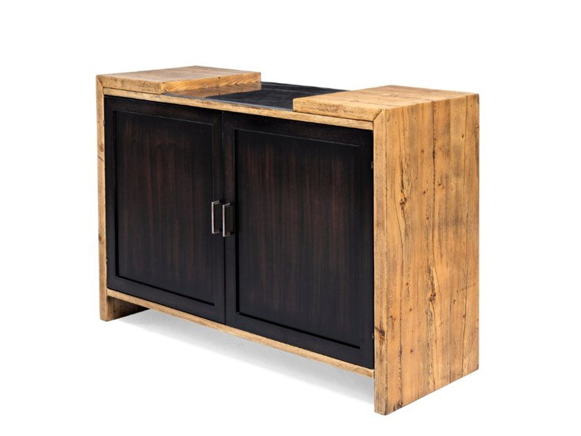 Wooden sideboard with doors 7790 | Sideboard by BUYING & DESIGN