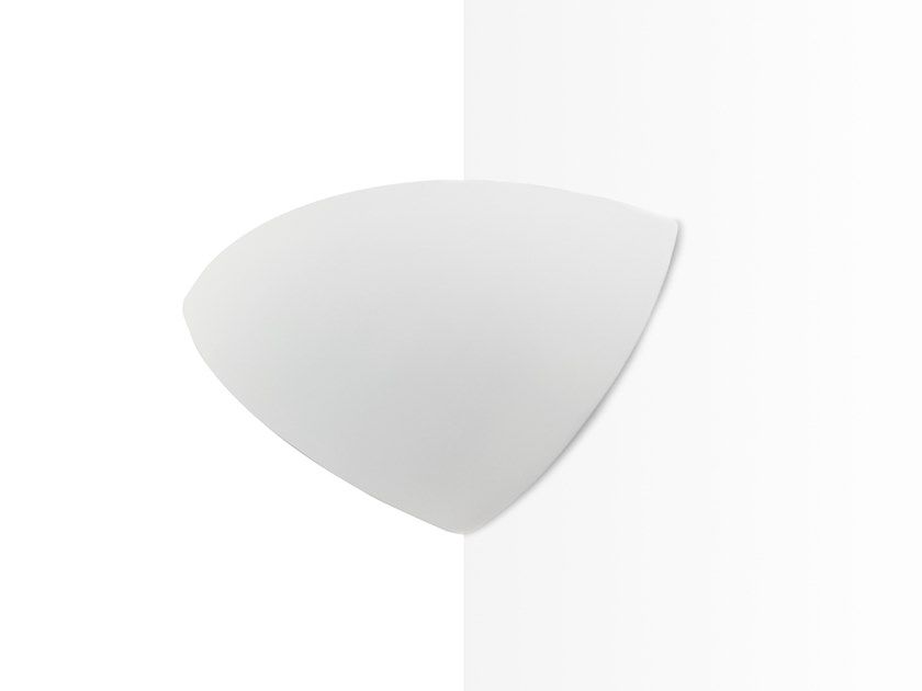 Applique a LED in ceramica 7958 | Lampada da parete by 9010 novantadieci