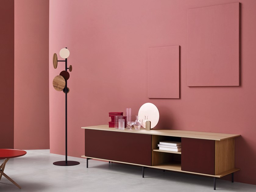 Sideboard with doors 7FOR | Sideboard by SCULPTURES JEUX