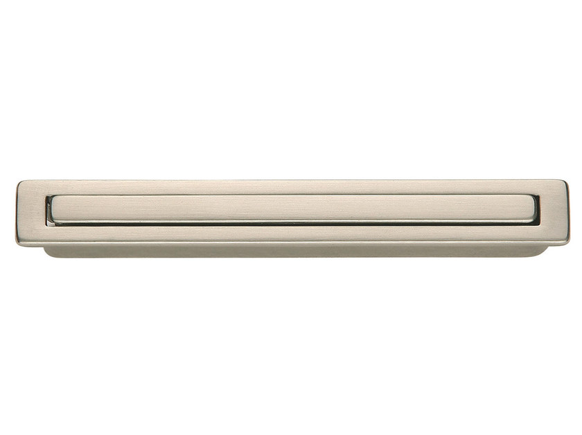 Recessed Zamak Furniture Handle 8 1078 | Furniture Handle by Citterio Giulio