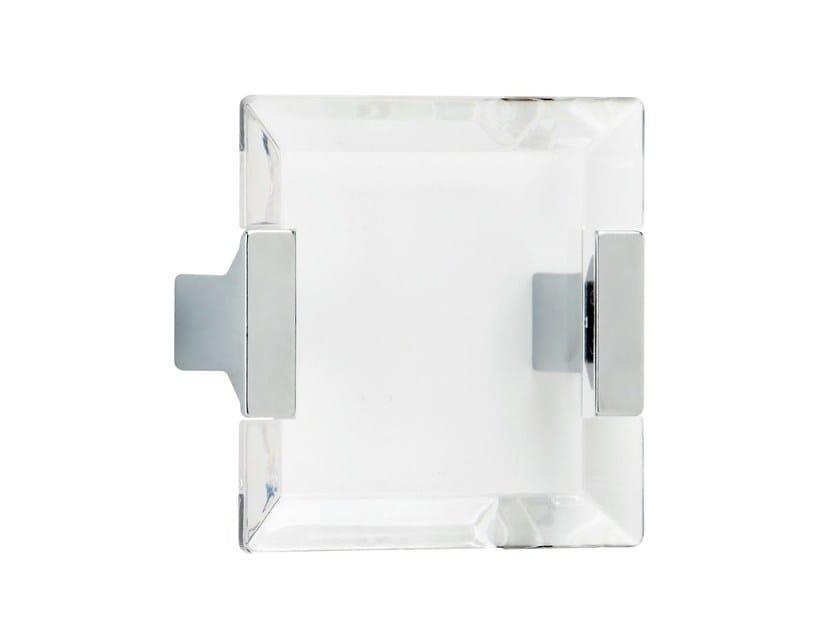 Maniglia per mobili in zama e policarbonato 8 1114 | Maniglia per mobili by Citterio Giulio