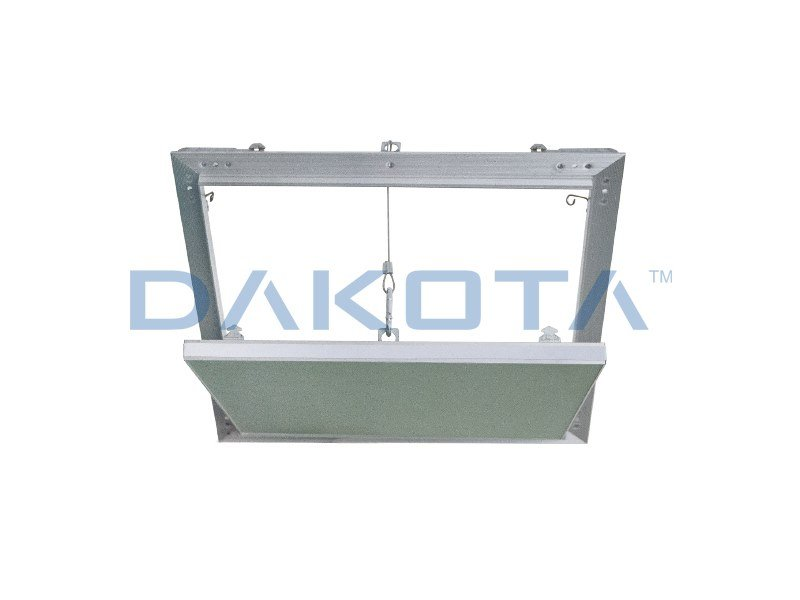 Plasterboard inspection chamber PROJECTLINE SENZA STUCCO by Dakota