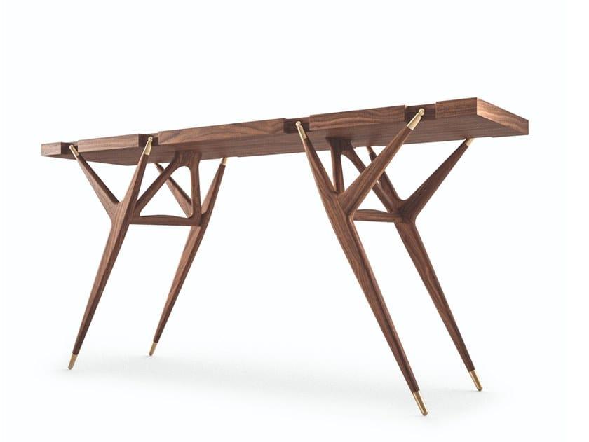 Consolle in legno massello 816 PA' 1947 by Cassina