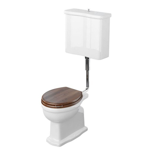 Ceramic toilet with external cistern 841   Toilet with external cistern by BLEU PROVENCE