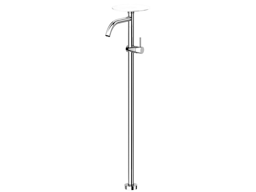 Floor standing single handle washbasin mixer NEW CLEO 84 - 8413708 by Fir Italia