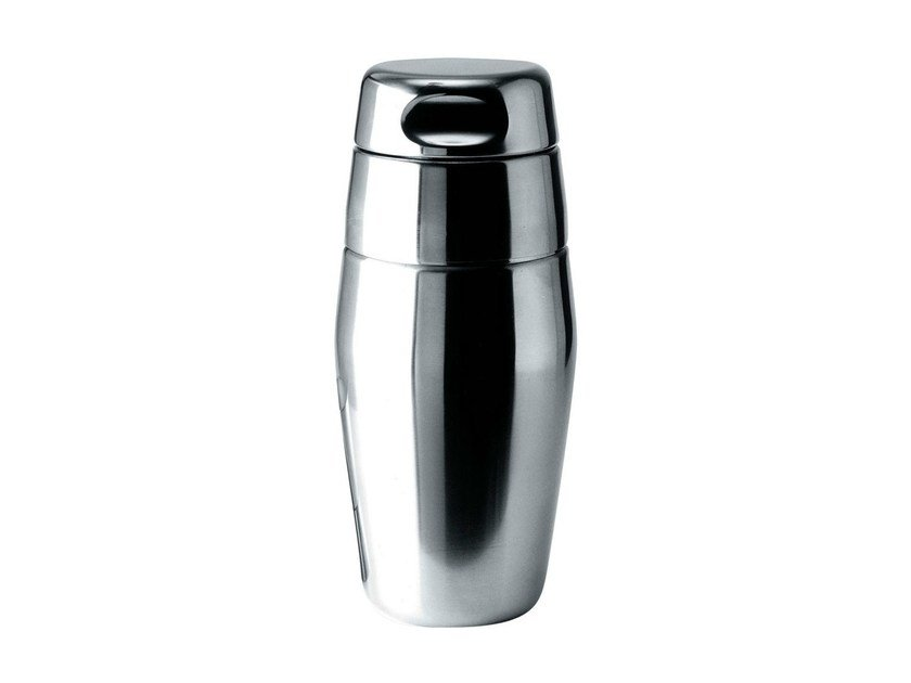 Stainless steel cocktail shaker 870 | Cocktail shaker by Alessi