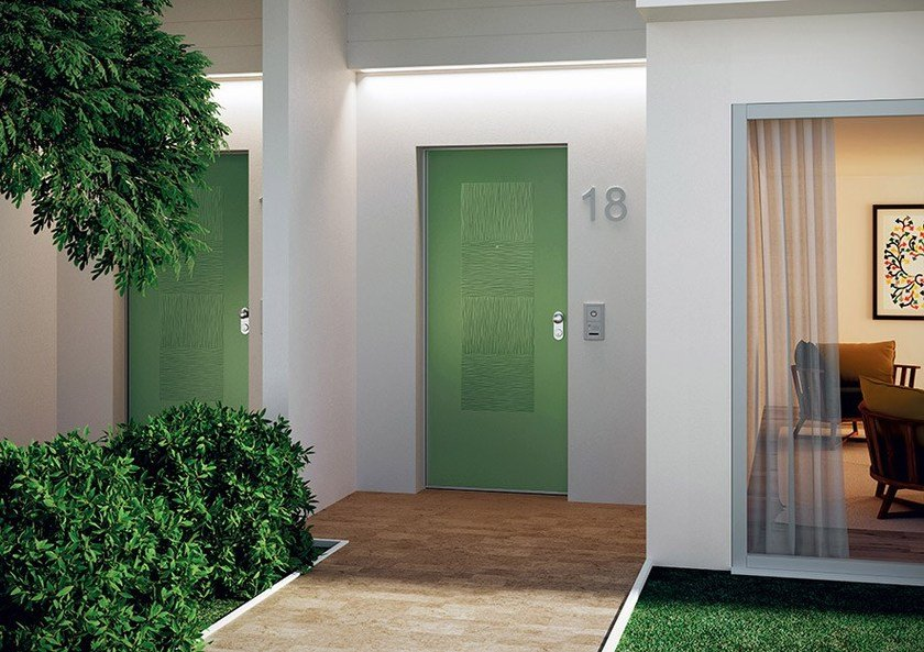 Safety door 884 By DiBi Porte Blindate