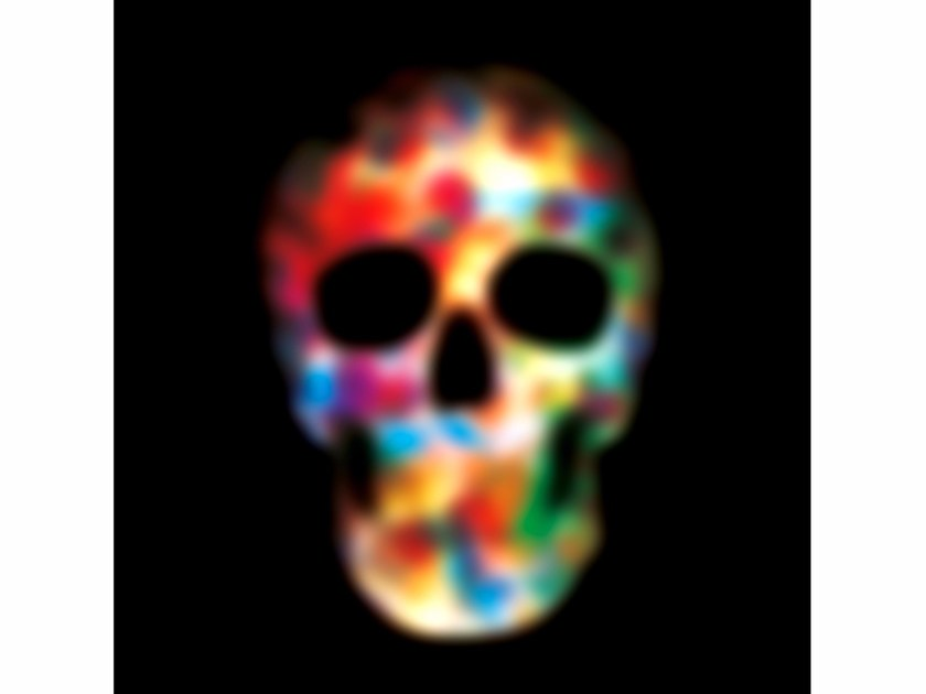 Photographic print 9 DIMENSIONS OF THE SKULL I - FINE ART by 99 Limited Editions