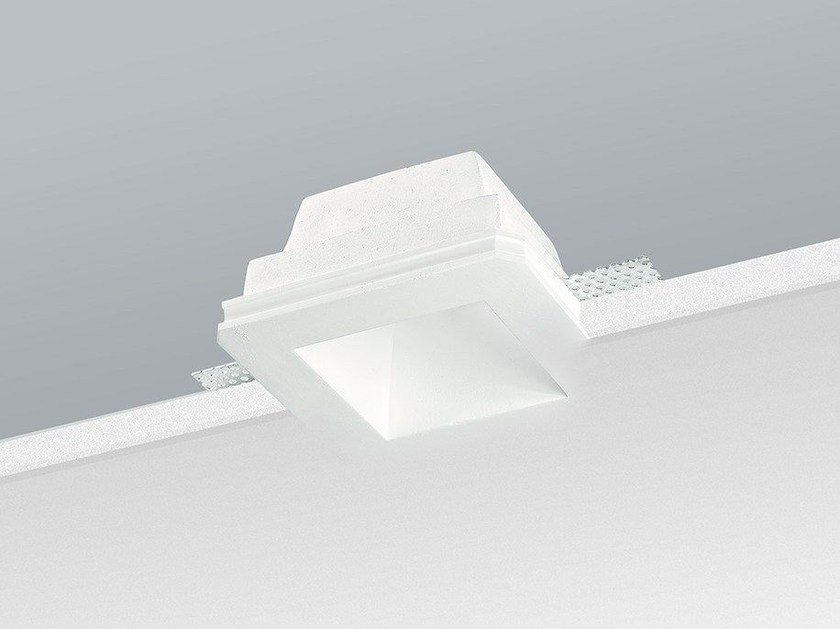 LED recessed gypsum spotlight 9096 by NOBILE ITALIA