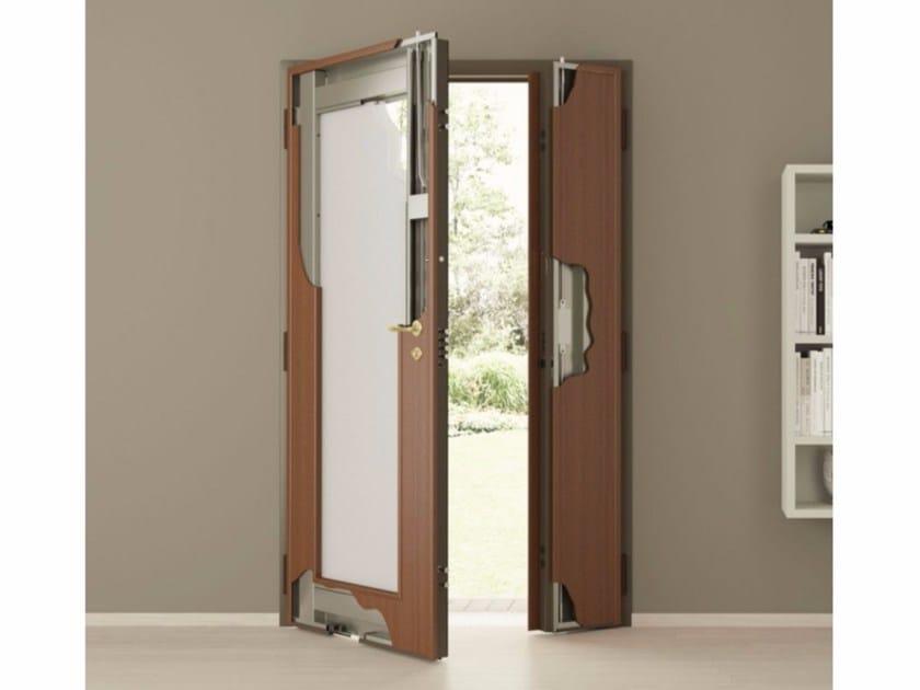 Safety door 91 | Safety door by Metalnova
