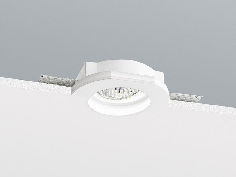 Faretto a LED in gesso a soffitto 9107 by NOBILE ITALIA