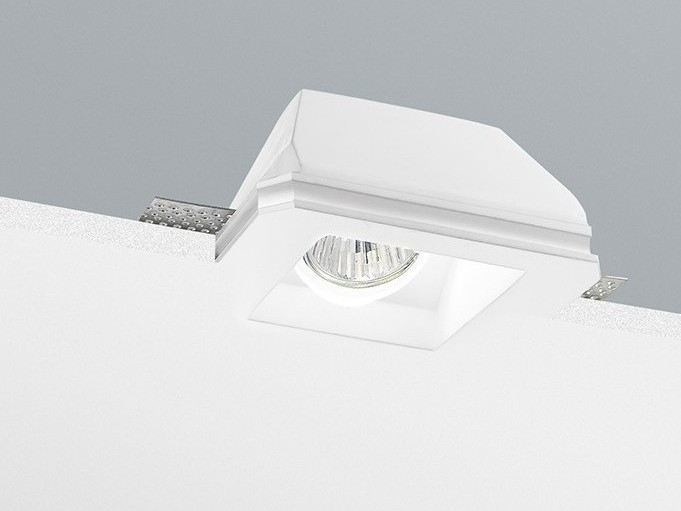 LED recessed gypsum spotlight 9109 by NOBILE ITALIA