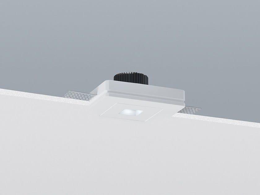 Faretto a LED in gesso 9113 by NOBILE ITALIA