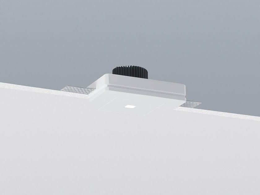 Faretto a LED in gesso 9114 by NOBILE ITALIA