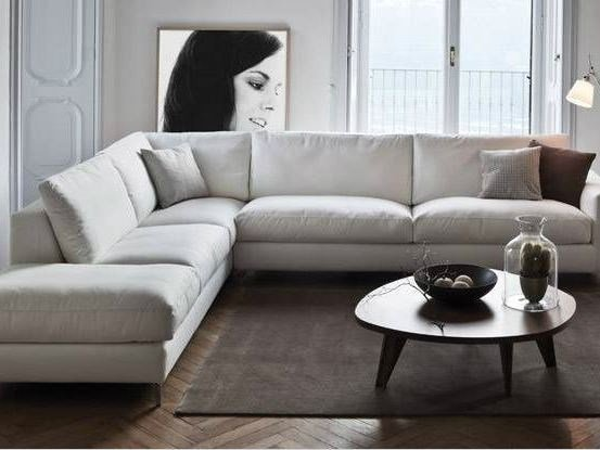 Sectional fabric sofa 920 ZONE COMFORT | Sectional sofa by Vibieffe