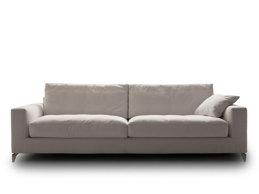 Fabric sofa 920 ZONE COMFORT | Upholstered sofa by Vibieffe