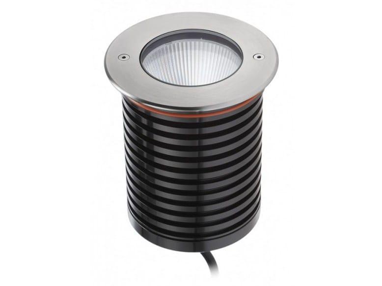 LED walkover light steel steplight 93012 by NOBILE ITALIA