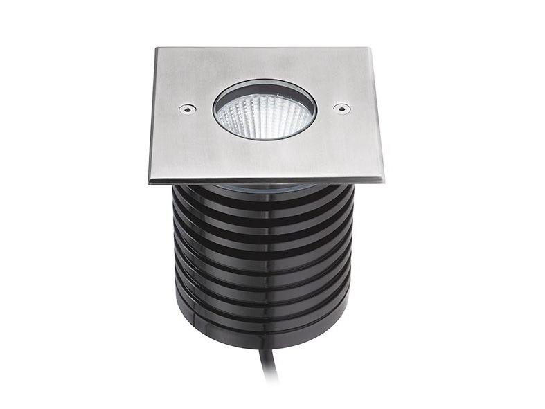LED walkover light aluminium steplight 93021 by NOBILE ITALIA