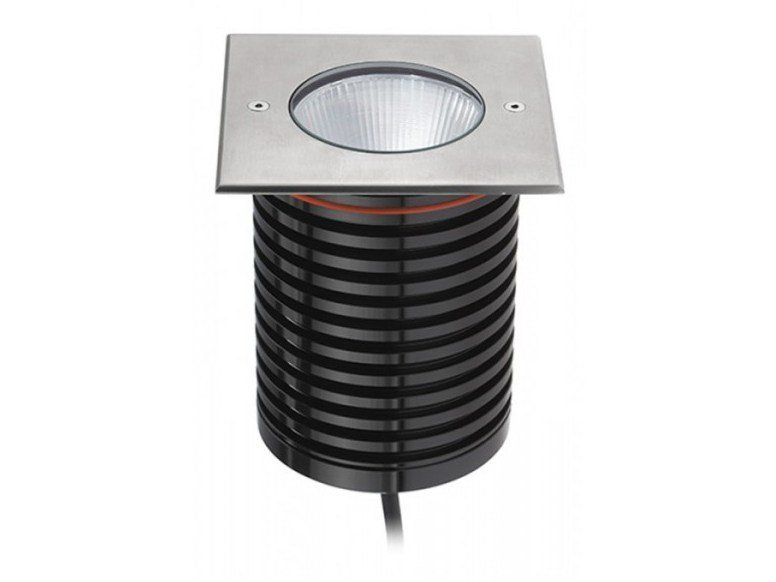 LED walkover light aluminium steplight 93022 by NOBILE ITALIA