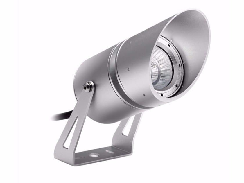 LED aluminium Outdoor floodlight 93100 by NOBILE ITALIA