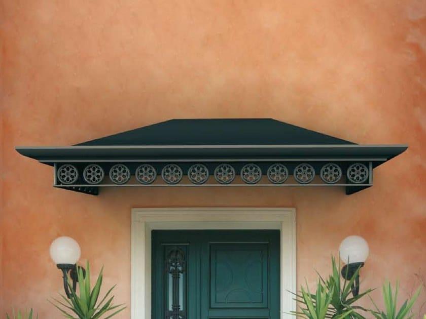 Cast iron door canopy 9400.0002SS-6SS | Door canopy by Modus