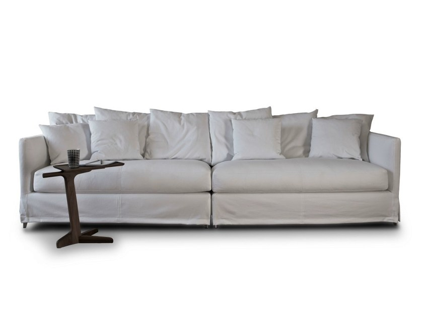 Sectional fabric sofa 950 ZONE DECO | Sectional sofa by Vibieffe