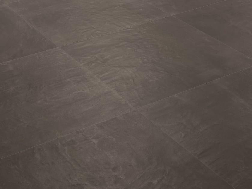 Indoor/outdoor porcelain stoneware wall/floor tiles 99 VOLTE NERO by Viva by Emilgroup