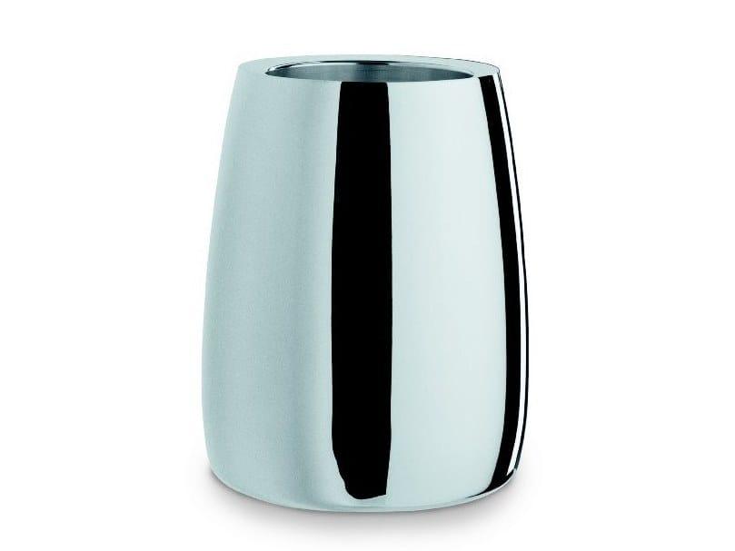 Silver plated vase GOGGIA | Vase by RINO GREGGIO ARGENTERIE