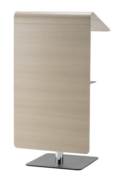 Wooden Lectern A-PULT | Wooden Lectern by Brunner
