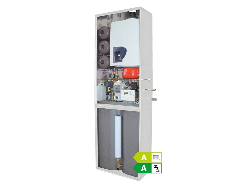 Built-in Condensation boiler A SOLAR by ATAG Italia