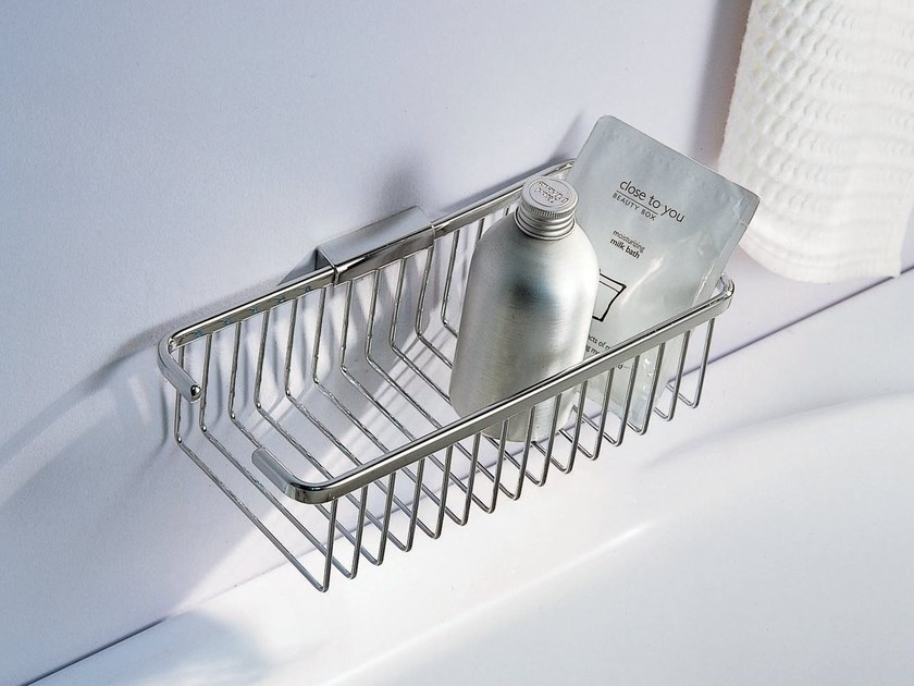 Wall-mounted metal Soap dish A0453H-AV051A | Soap dish by INDA®