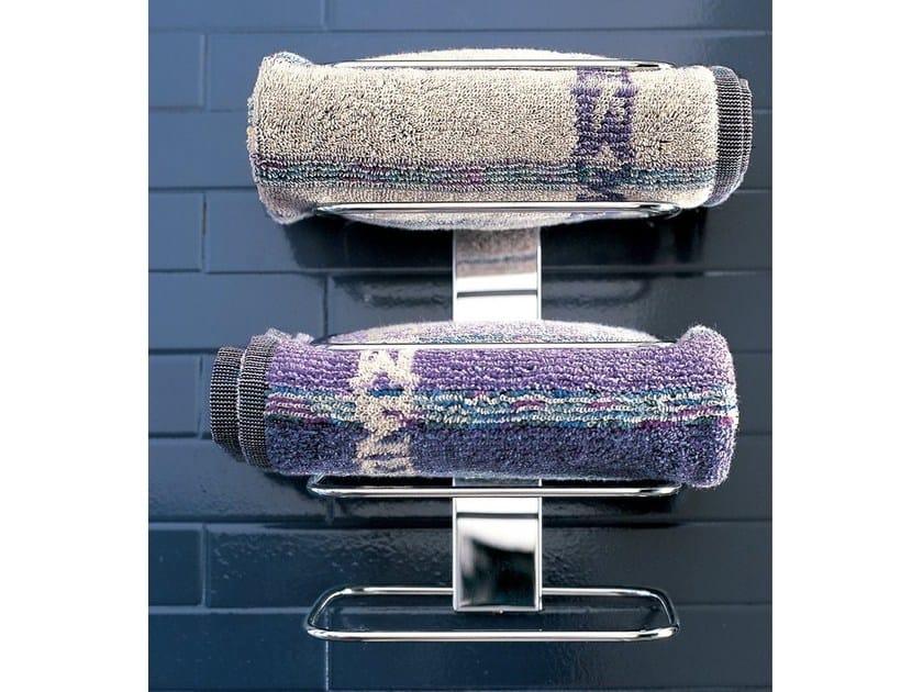 Metal Towel rack A0467N | Towel rack by INDA®