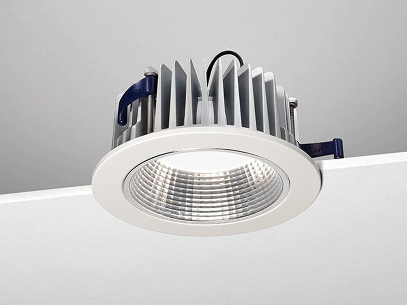 LED round recessed spotlight A10 by NOBILE ITALIA