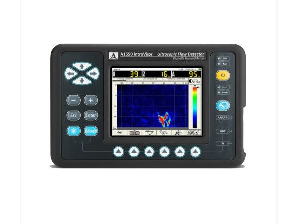 Mografo portatile ultrasonico A1550 INTROVISOR by NOVATEST