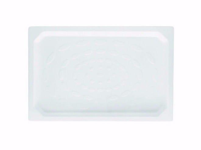 Rectangular shower tray Rectangular shower tray by Hidra Ceramica