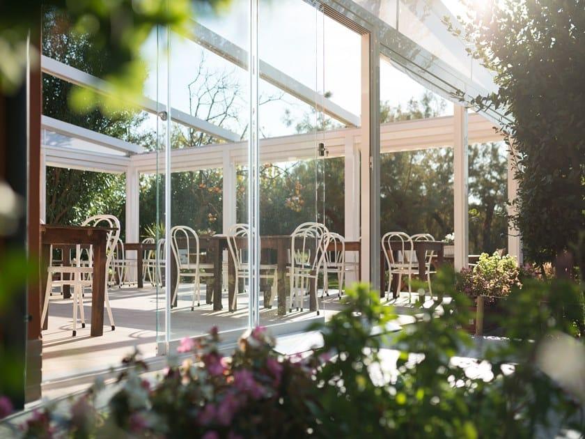 A3 Anbau Terrassenuberdachung By Ke Outdoor Design