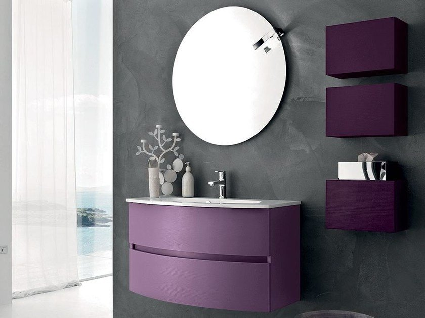 Bathroom furniture set AB 8013 by RAB Arredobagno