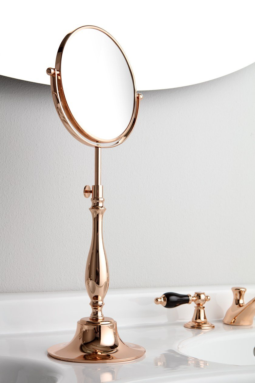 ab225 shaving mirror by bleu provence