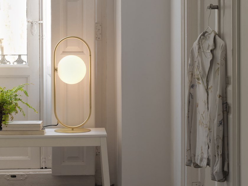 Table lamp ABBACUS | Table lamp by Aromas del Campo