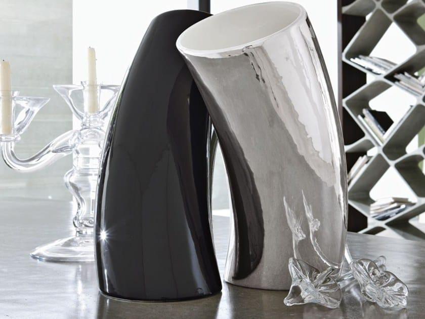 Ceramic vase ABBRACCIO by Adriani e Rossi edizioni