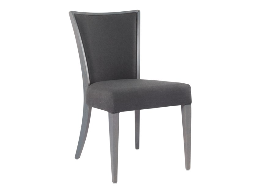 Upholstered fabric chair ABBY SOFT SE01 by New Life