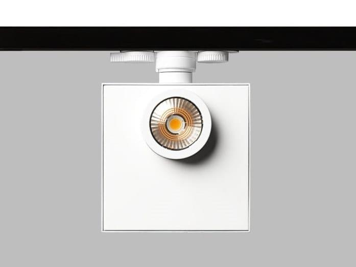 Illuminazione a binario a LED ABRAHM 1020 by Flexalighting