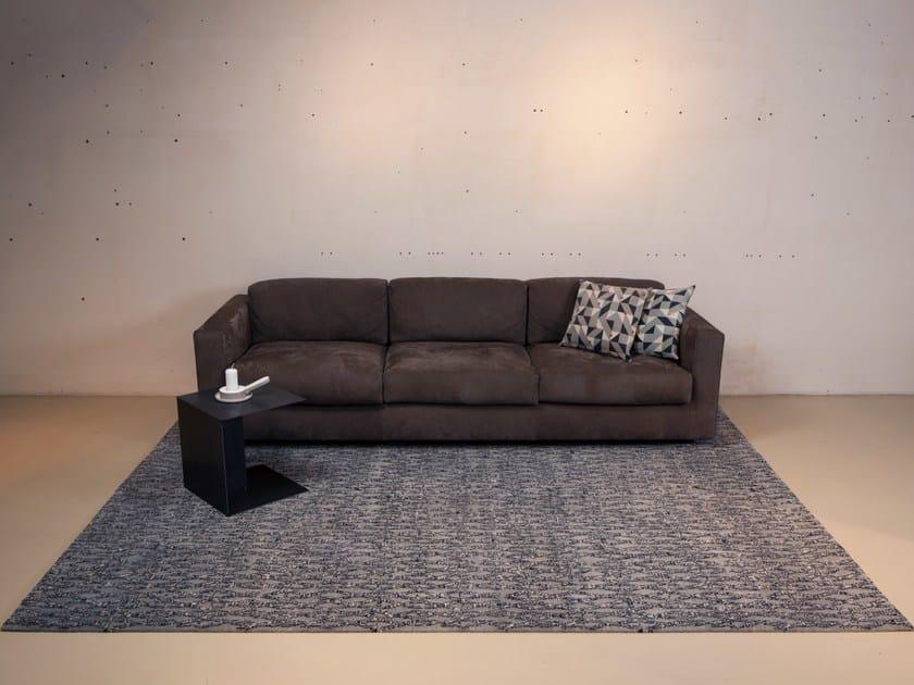 Tappeto fatto a mano in lana su misura ABRAMIA by Mischioff