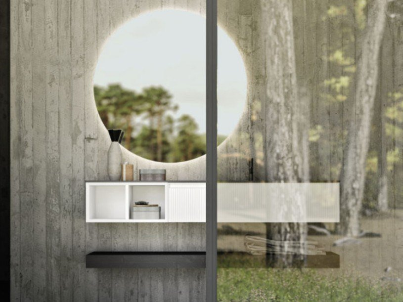 Mobile lavabo ABSOLUTE 10 by Arbi Arredobagno